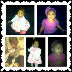 Miss N'hylani-Divine 8 months old....