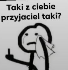 Funny Images, Funny Pictures, Polish Memes, Stick Man, Wtf Funny, Reaction Pictures, Comedy, Funny Quotes, Messages