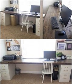 7 Unique DIY Computer Desk Ideas (4)