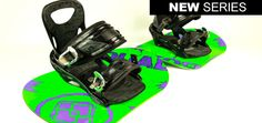 Dual Snowboards | THE NEW NAME IN ALTERNATIVE RECREATIONAL SNOW SPORTS ... making the extreme.. more extreme