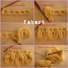 Crochet free pattern owl crocodile stitch New Ideas Crochet Diy, Crochet Doily Rug, Crochet Video, Crochet Diagram, Owl Patterns, Crochet Stitches Patterns, Tricot Simple, Crochet Crocodile Stitch, Debbie Macomber