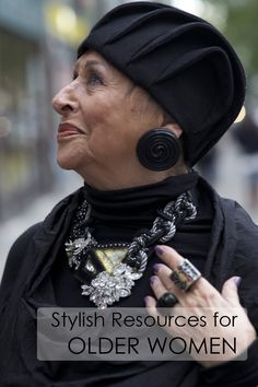 Stylish resources for older women!