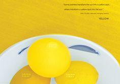 SHIFTAZINE: Yellow spot
