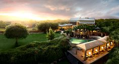 Lake Austin Spa Resort in Austin, TX.. A Hill Country hideaway just outside of Austin.
