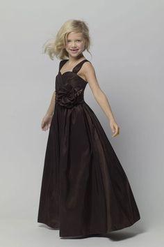 Cute Jr. Bridesmaids dresses