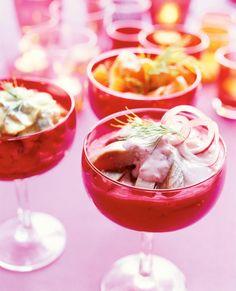 Pinkki puolukkasilli | Kalat | Pirkka #food #christmas #joulu