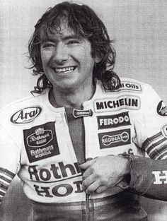 """magda-joy:    So today would have been Joey Dunlop's birthday. Probably the biggest name in road racing. It's great to see that Joey's spirit still lives on and he's not been forgotten like many have been. It's great when even people like your doctor know of him.    """"I never wanted to be a superstar, I just wanted to be myself,I hope people remember me that way"""" - Joey Dunlop."""