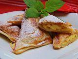 Štrúdľa pre jednotlivcov recept French Toast, Breakfast, Ethnic Recipes, Food, Morning Coffee, Essen, Meals, Yemek, Eten