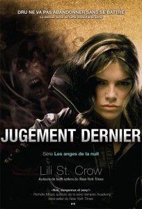 Jugement dernier de Lili St Crow