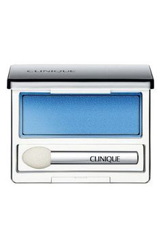 - Clinique All About Shadow Eyeshadow features a creamy, long-wearing formula that glides on smooth and stays resistant to creases and fading so you look positively gorgeous all day long. The radiant