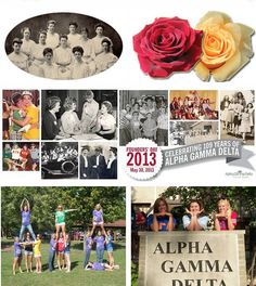 ❥ HAPPY FOUNDER'S DAY ΑΓΔ!!! ❥ 109 years of inspiring women and impacting the world!! live with purpose! ❥ ❥ ❥