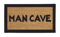 "Evergreen Man Cave,Coir Floormat,28x16 Inches by Ashley Gifts. $19.99. Fade and weather resistant. The size is: 28""x16"". Recycled rubber backing;anti-skid surface;Easy to clean. Please check ASIN: B0061HJGV0 for Coir Mat Frame. Coconut fiber coir material. The first step in your home should be an fun one. Grace your doorway with our weather and wear resistant doormats."