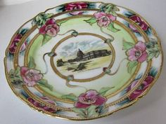 Old Noritake 1892 Noritake, Porcelain, Auction, Pottery, China, Crystals, Antiques, Tableware, Silver