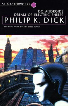 Do androids dream of electric sheep? Yes, the novel which became Blade Runner. The SF MasterWorks series was commonly available in libraries. I'm sure I've borrowed this one at different times in Warrnambool, Ballarat, Melbourne. Might be time to do same in Brisbane eh! Or buy it. Multiple readings have never disappointed me with PKD books :)
