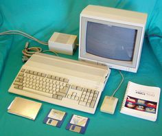 Commodore Amiga 500. My bundle included New Zealand Story, Batman and flight interceptor. My Dad later upgraded the memory to 1mb chip ram so I could play other games.