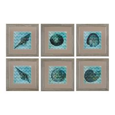 Chevron Shell I, Ii, Iii, Iv, V, Vi -Open Edition Print. https://joyfulhomegoods.com/collections/wall-art/products/sterling-industries-chevron-shell-i-ii-iii-iv-v-vi-print-under-glass-wall-art-151-004-s6?variant=20311382343 Free gift for our Pinterest fans! $5 gift card, use code PIN5 to redeem!