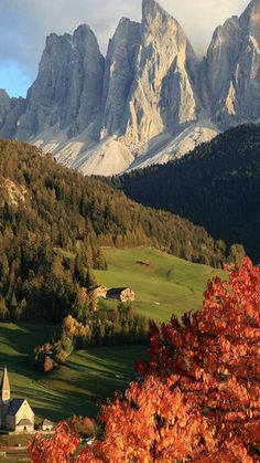 The Dolomites in Italy. One of our favorite places to visit while we lived there. Places Around The World, The Places Youll Go, Places To See, Around The Worlds, Dream Vacations, Vacation Spots, Wonderful Places, Beautiful Places, Beautiful Pictures