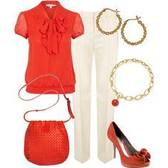 """Estilo Formal"" by outfits-de-moda2 on Polyvore"