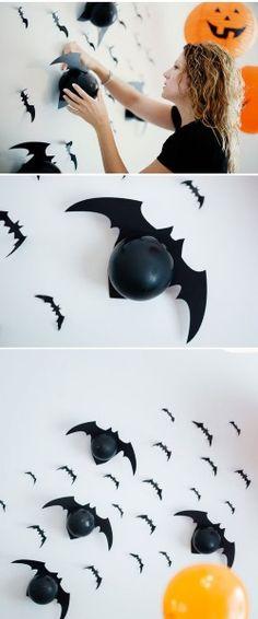 How about balloon bats?