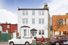 4 bed #house for sale in #Brixton: Burgoyne Road, SW9: £999,500 #property #portico