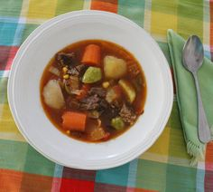 Food Lust People Love: Jean's Best Vegetable Soup #SundaySupper