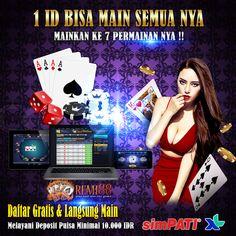 IDN Remi88 adalah situs resmi IDNPoker Play Indonesia yang menyediakan berbagai permainan poker online seperti ceme idn remi88, domino idn remi88, capsa susun idn remi88, poker idn remi88, live poker idn remi88 dan superten idn remi88 yang menggunakan uang asli sebagai taruhannya.  Whatsapp : +855979905651 Instagram Add & Follow : @Remi88 Official Twiter : @Remi88 Official Poker, Game, Gaming, Toy, Games