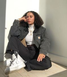 Outfit ideen T? Outfit ideen : T? Outfit ideen T? Mode Outfits, Retro Outfits, Cute Casual Outfits, Vintage Outfits, Girl Outfits, Casual Clothes, Hipster Outfits, Winter Clothes, Grunge Outfits