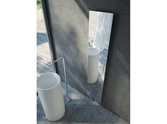 Spiegel- Heizkörper mit Fernbedienung TAVOLA TOTAL MIRROR - ANTRAX IT radiators & fireplaces