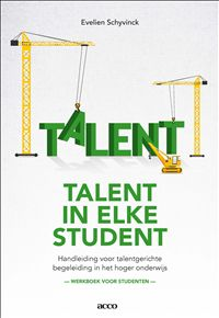 Talent in elke student (2015) Auteur: Evelien Schyvinck