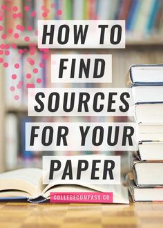 to Find Sources for a Research Paper Super helpful post on how to find sources for a research paper; some of these tricks are amazing! via helpful post on how to find sources for a research paper; some of these tricks are amazing! Research Writing, Thesis Writing, Academic Writing, Teaching Writing, Essay Writing, Writing Tips, Writing Papers, Writing Lessons, Teaching Tools
