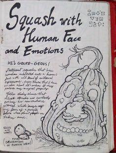 Gravity Falls Journal 3 Replica - Butternut Squash by leoflynn.deviantart.com on @deviantART