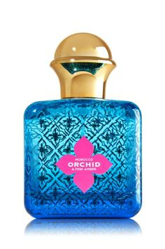 MOROCCO ORCHID & PINK AMBER Eau de Parfum - Signature Collection - Bath & Body Works