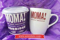 Sew White Moma porridge Morning Saviour