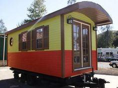 9 x 20 Mobile Cottage Caravan fully finished with Bathroom, Electric, and Kitchenette turn key