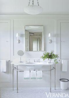 All-White Everything   - Veranda.com