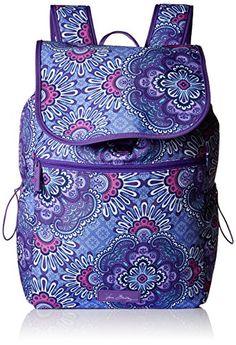 Vera Bradley Women's Lighten up Drawstring Backpack. Love!!!