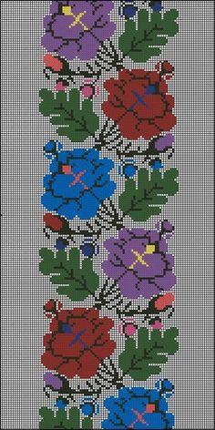 ВИШИВАНКА ЖІНОЧА схеми mix | 348 photos | VK Cross Stitch Rose, Cross Stitch Borders, Cross Stitching, Cross Stitch Patterns, Folk Embroidery, Embroidery Patterns, Palestinian Embroidery, Vintage Cross Stitches, Bargello