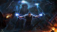 Концепт арты (эскизы) игр «The Force Unleashed» и «The Force Unl – 174 фотографии