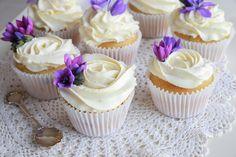 Briose cu vanilie