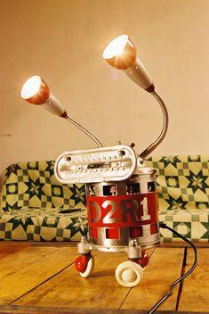 lampes_robots : kikidesign