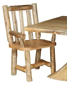 rustic chairs - Google Search