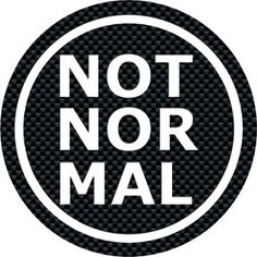 Not Normal MINI Cooper Magnetic Grill Badge on Etsy, $7.50