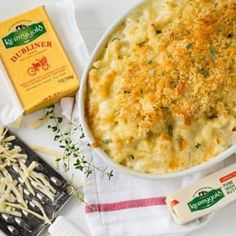 Explore our range of products and delicious recipes that uses the milk from Irish grass-fed cows. Find out where Kerrygold products are sold in your area or get in touch here. Mac Cheese Recipes, Chard Recipes, Gourmet Recipes, Green Beans And Potatoes, Ham And Noodle Casserole, Sweet Potato Casserole, Hot Potato Salads