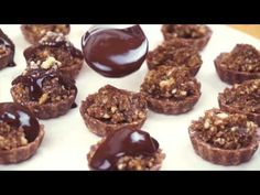 Raw Vegan, Christmas Cookies, Deserts, Muffin, Food And Drink, Low Carb, Sweets, Chocolate, Cooking