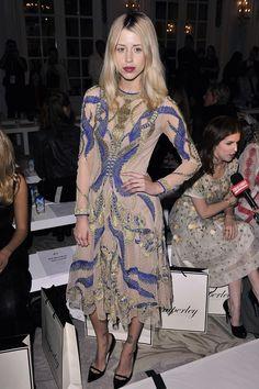 her dressss Peaches Geldof, Pixie Geldof, Star Fashion, Daily Fashion, Stylish Girl, Passion For Fashion, Celebrity Style, Dress Up, Style Inspiration
