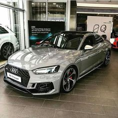 Audi Rs5 Coupe, Rs6 Audi, Audi Rs5 2017, Audi Sport, Sport Cars, Carros Audi, Car Goals, Sexy Cars, Amazing Cars