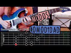 Tocar los MODOS con COMODIDAD! [Parte I] - YouTube
