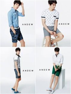 Yoo Yun Suk is a dandy guy in summer pictorial for 'ANDEW' | allkpop.com