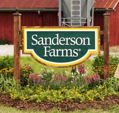 Sanderson Farms says