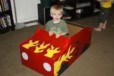 Box Car!!!  Success!!!